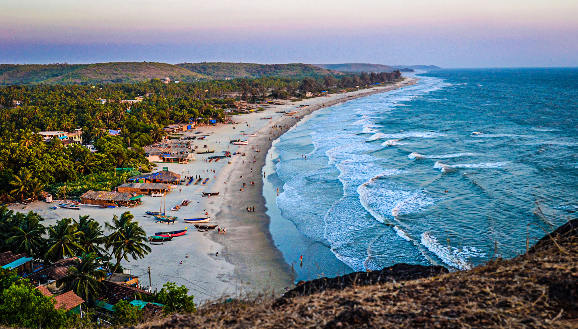 Beach in Goa Pace Tour Packages