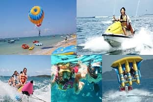 Combo 2 - Suba Diving + Water Sports