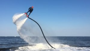 Fly Boarding in Goa Pace Tour Packages