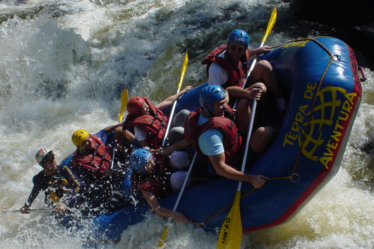 Adventures Trip That Starts In Kolad With River Rafting