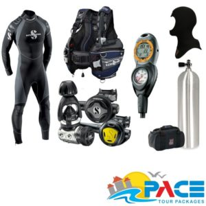 Necessary Equipment For Scuba Diving In Goa