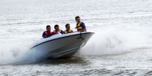 speed-boat-ride-in-Goa image