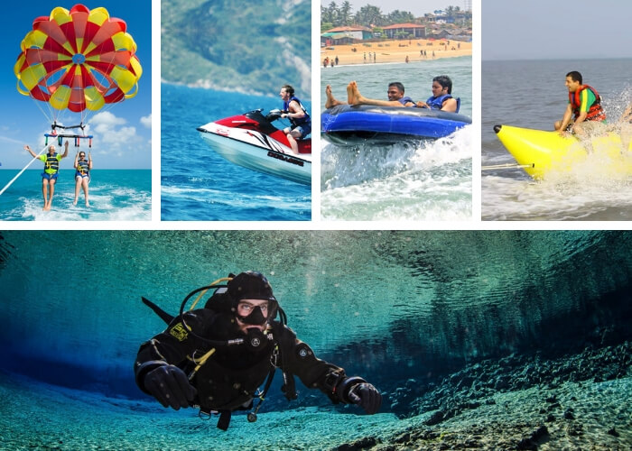 Water Sports In Malvan