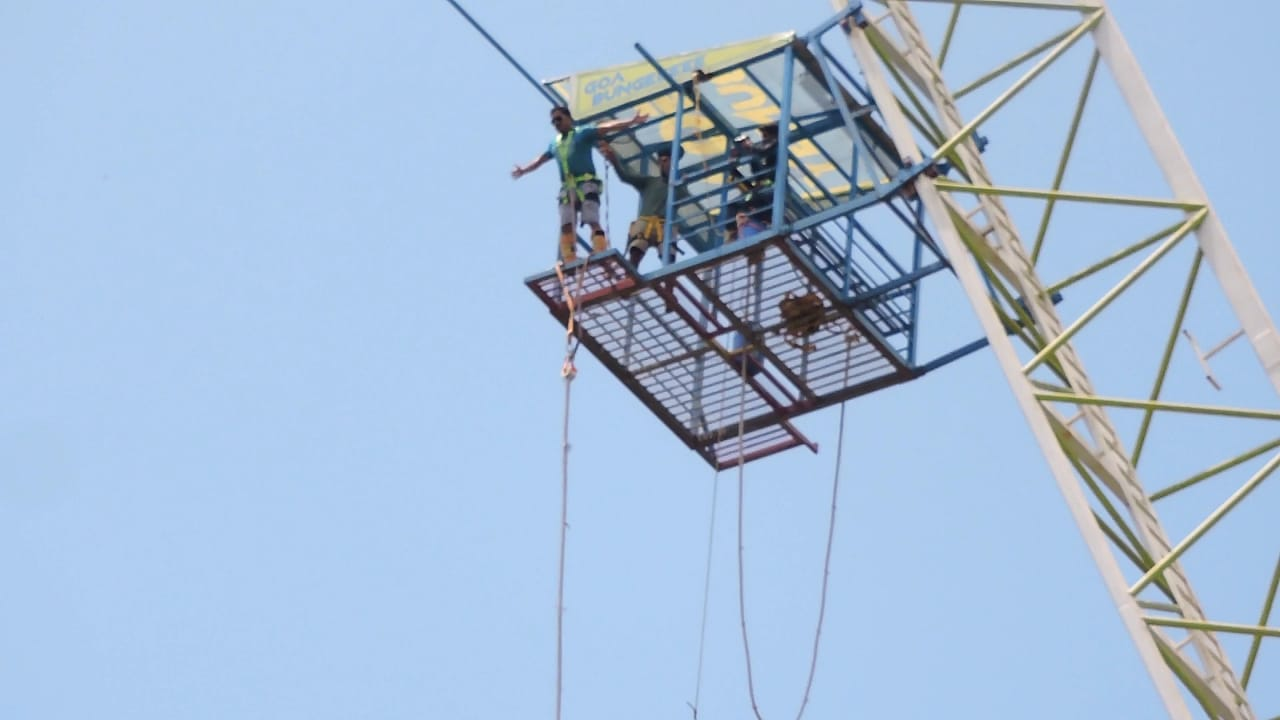 a-man-stand-at-bungee-jumping-spot-for-bungee-jumping-in-goa